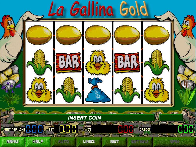 e games slot machine